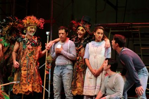 South Coast Repertory's 2015 production of PETER AND THE STARCAT