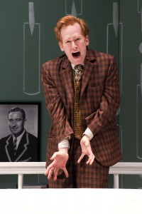 Dan Donohue in ONE MAN, TWO GUVNORS by Richard Bean, with music