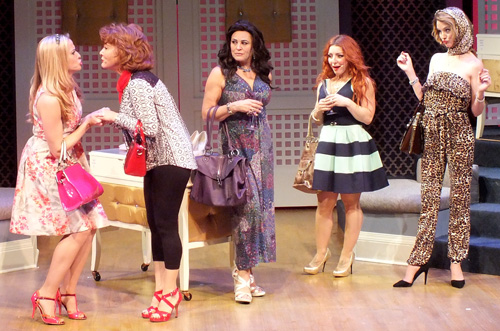 The Real Housewives Of Toluca Lake The Musical Reviewed By Rob