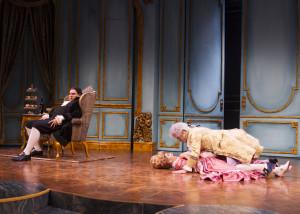 Marco Barricelli (Antonio Salieri), Liesel Allen Yeager (Constan