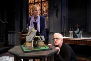 Danny Scheie and Susannah Schulman Rogers in THE MONSTER BUILDER