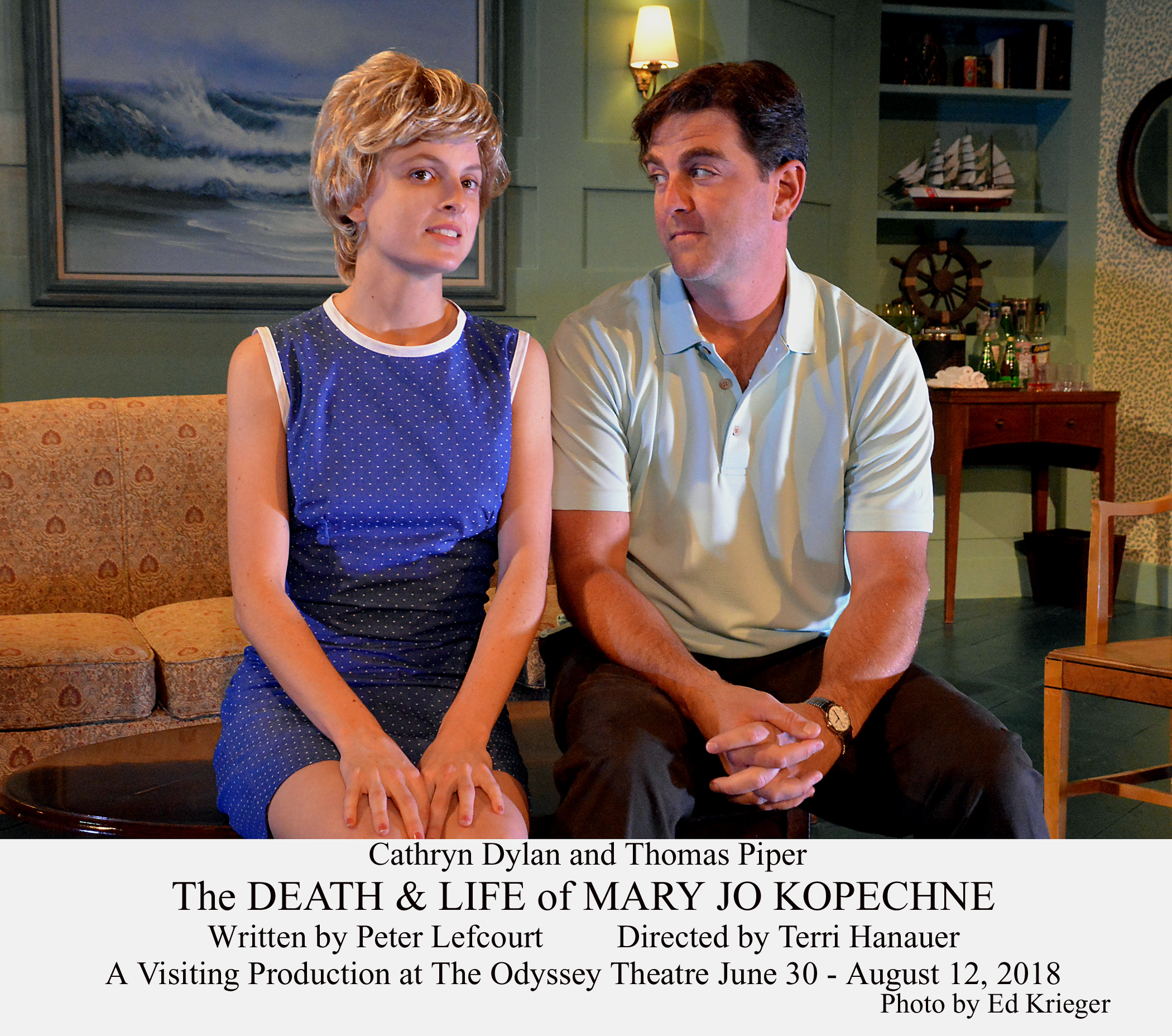 the death and life of mary jo kopechne reviewed by rob stevens